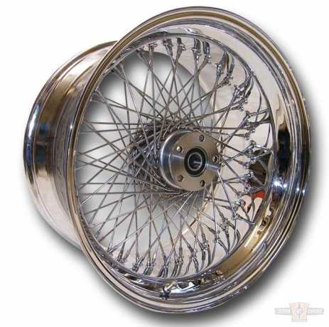 TTS Wheels TTS 40 spoke wheel, stainless steel  - 65-5962v