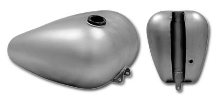 Paughco Paughco Kraftstofftank Axed-Style Custom 4 Gallonen  - 65-1244
