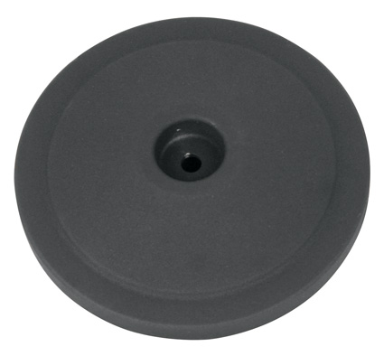 S&S Cycle S&S Domed Bobber AC Cover,  black jack  - 65-2092