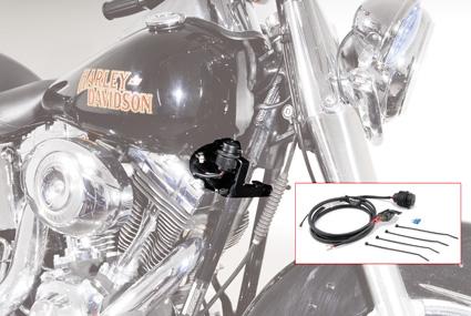 Fehling Fehling Navigation / Phone Bracket 120 mm black  - 65-3101