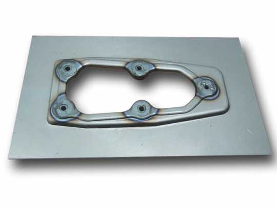 Weld in plate for fuel pump  - 65-3105