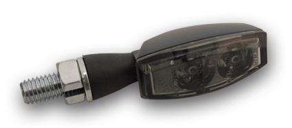 Highsider Highsider LED Blinker Blaze schwarz / getönt - 65-3321