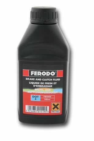 Ferodo Ferodo DOT-4 Brake Fluid 500 ml  - 65-3651