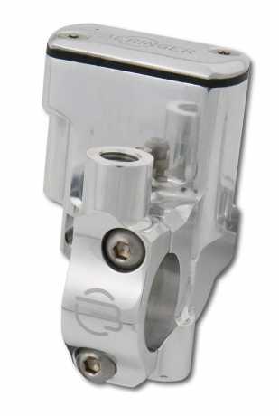 Beringer Brakes Beringer Klemme mit Spiegelhalterung Poliert, rechts  - 65-3695