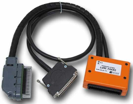 Actia Actia Deriv 36 PT (HD) T-Adapter für EFI - Delphi  - 65-3750