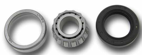 All Balls All Balls Wheel Bearing & Seal Kit  - 65-3877