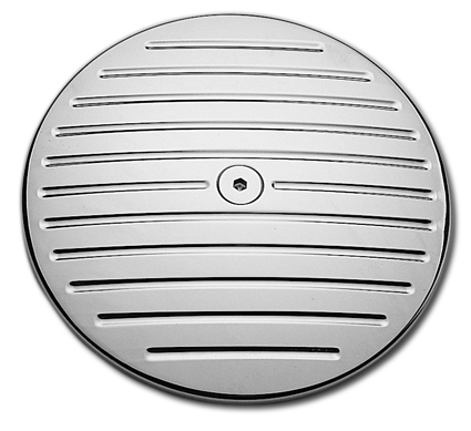 Pro One Pro One Millennium Aircleaner Cover, ball milled  - 65-456