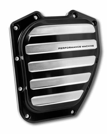 Performance Machine PM Drive Timing Cover, Contrast Cut  - 65-5896