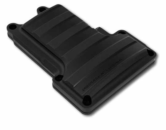 Performance Machine PM Drive 6-Gang Getriebedeckel, schwarz  - 65-5910