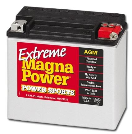 Magna Power Magna Power ETX14L Batterie  - 65-6128