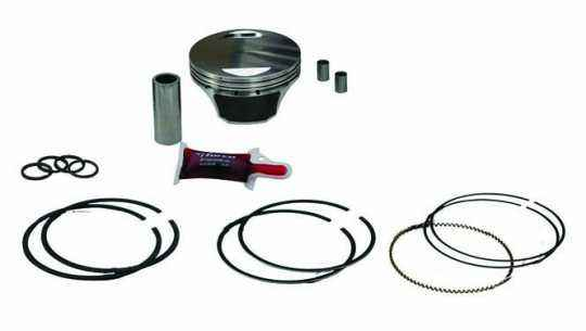 KB Pistons KB Piston single with rings  - 65-8647