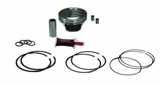 KB Pistons KB Piston single with rings  - 65-8648