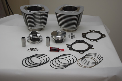 "RevTech RevTech 106"" Big Bore Kit silver  - 65-8652"