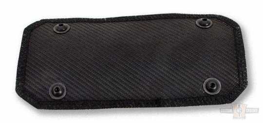 DEI DEI Fiberglass Heat Shield black  - 66-0835
