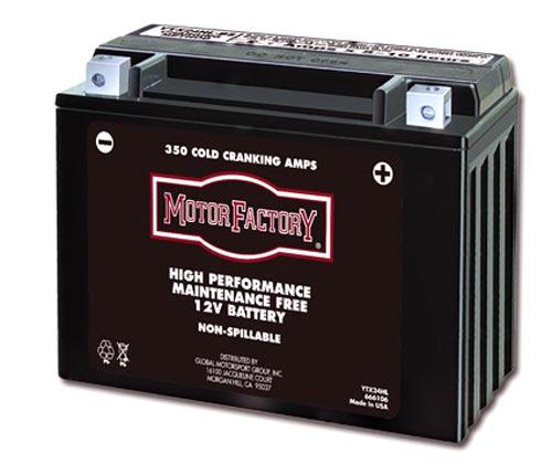 Motor Factory Motor Factory YIX30L Batterie 30AH  - 66-6107