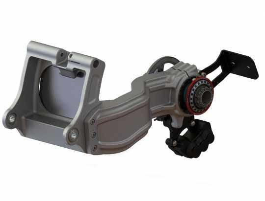 "Thunderbike Single-Side Swingarm Kit 21"" Alu  - 66-74-022"