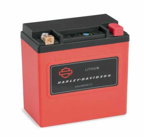 Harley-Davidson Lithium LiFe 4Ah Battery  - 66000171