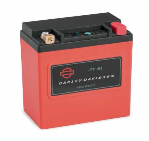 Harley-Davidson Lithium LiFe 6Ah Batterie  - 66000174