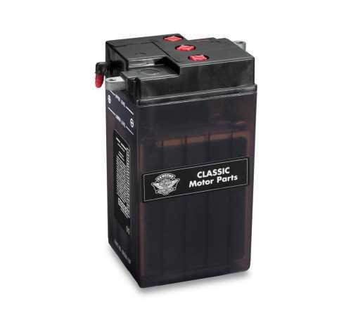 Harley-Davidson H-D Conventional Batterie 6V  - 66006-29F