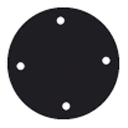 Gasket Point Cover 4 Hole  - 66-0370