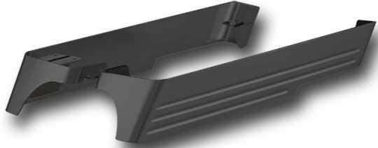 CycleSmiths CycleSmiths Kofferverlängerungen Dual Cutout, matt schwarz  - 66-0851