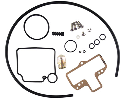 Custom Chrome Vergaser Reparatursatz  - 66-0900