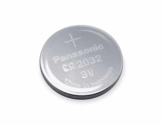 Harley-Davidson Lithium Ersatzbatterie CR2032 3v  - 66373-06