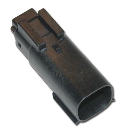 Namz Namz Molex Male 6-Position Dual Row Connector schwarz  - 66-4154