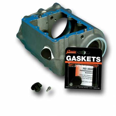 James Gaskets James Plug, Speedometer Drive Hole, Molded Rubber/Steel  - 66-7075