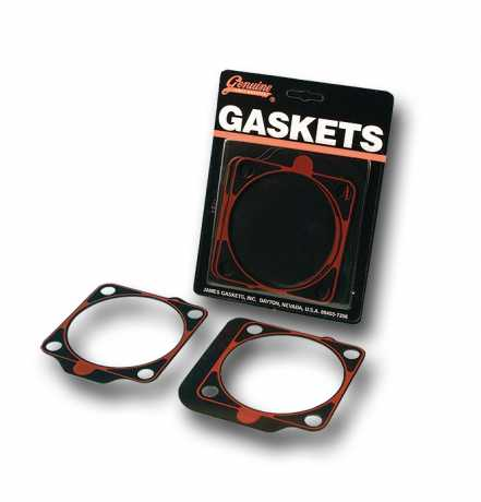 "James Gasket, Cylinder Base, Front & Rear, .030"" Foamet with Bead"