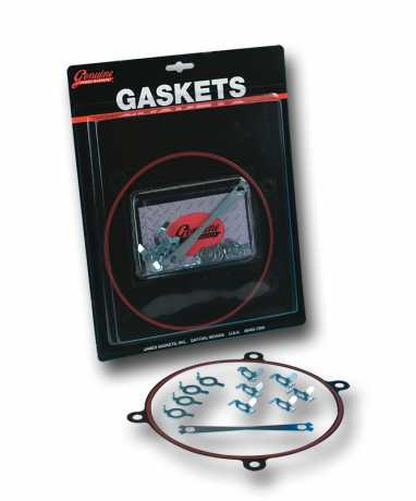 James Gaskets James Gasket Kit, Crankcase Saver, RCM Gasket & Lock Tabs  - 66-7085