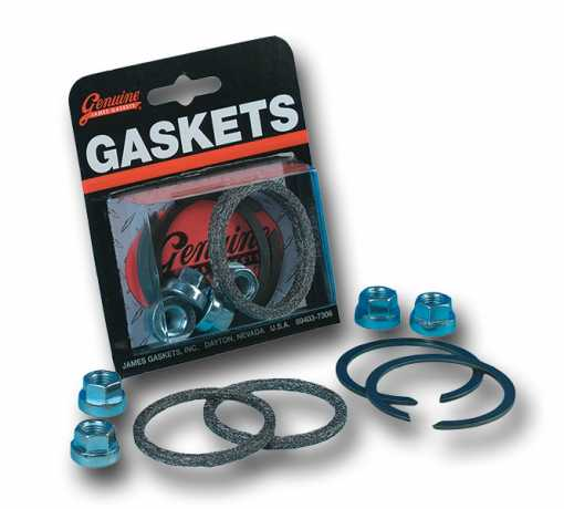 James Gaskets James Gaskets Exhaust Mounting Kit  - 66-7101