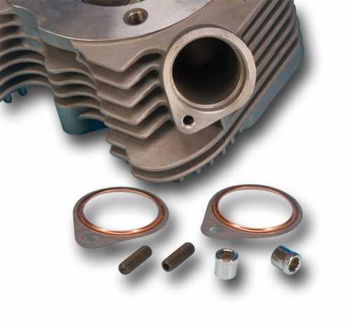 James Gaskets Gasket Kit, Exhaust Mounting, w/ JGI-65834-68-X & Allen Head Nuts  - 66-7103