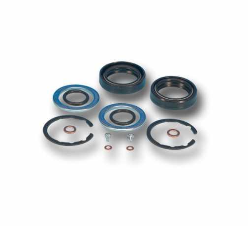 James Gaskets James Oil Seal Kit, Front Fork  - 66-7106