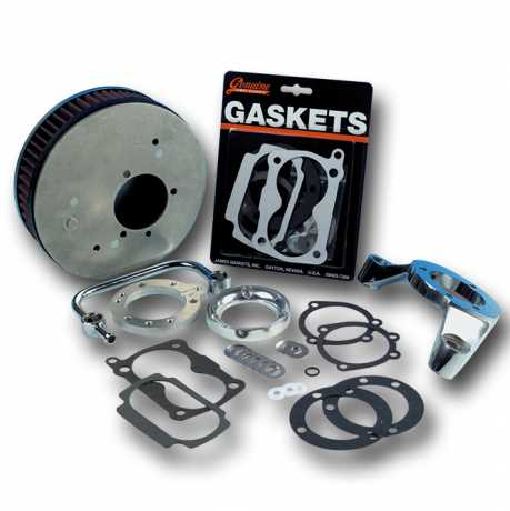 James Gaskets James Gasket Kit, Breather Shop Service Kit w/ Washers, Gaskets, O-rings  - 66-7116