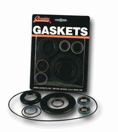 James Gaskets James Oil Seal Kit, Transmission Sprocket  - 66-7123