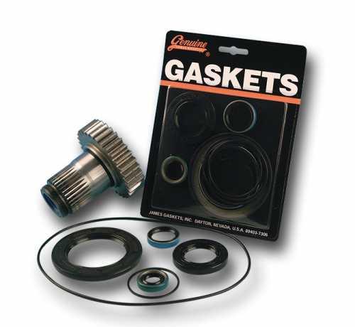 James Gaskets James Oil Seal Kit, Transmission Sprocket  - 66-7124