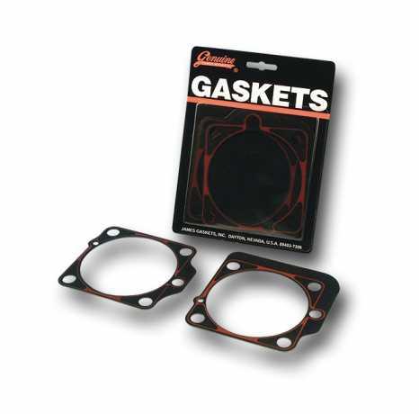 """James Gaskets James Gasket Set, Cylinder Base, Front & Rear, .030"""" Foamet with Bead  - 66-7125"""