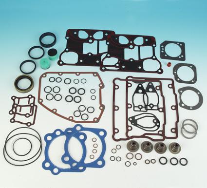 """James Gaskets James Gasket Kit, Motor w/ 0.046"""" Head Gaskets  - 66-7592"""