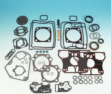 James Gaskets James Motor Gasket Kit  - 66-7608