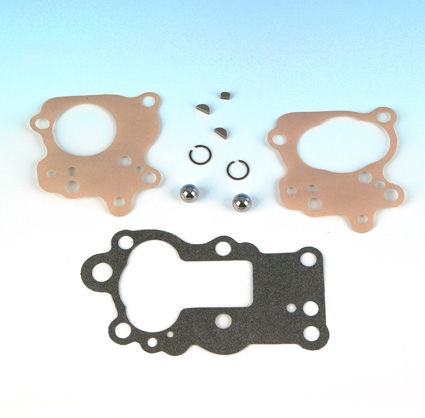 James Gaskets James OIL PUMP GASKET Kit  - 66-7609