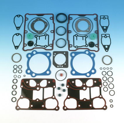 "James Gaskets James Gasket Kit, Top End w/ 0.036"" Head Gaskets  - 66-7632"