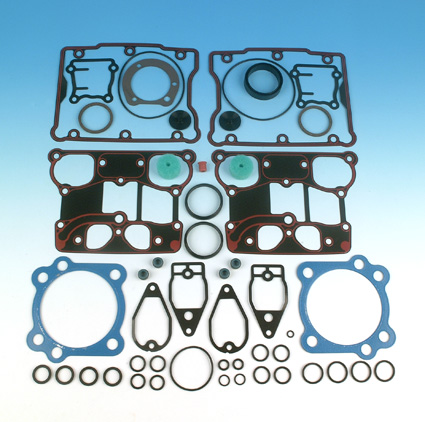"James Gaskets James Gasket Kit, Top End  w/ 0.046"" Head Gaskets  - 66-7633"