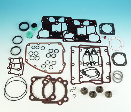 "James Gaskets James Gasket Kit, Top End w/ 0.046"" Head Gaskets  - 66-7636"