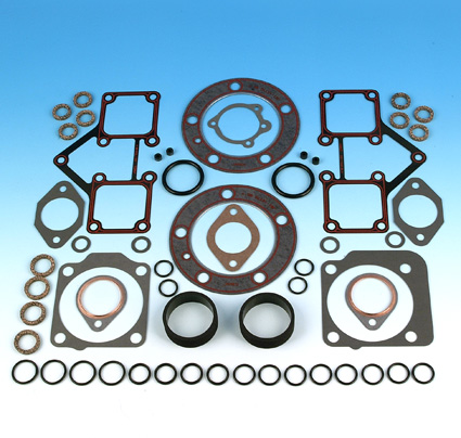 James Gaskets James Gasket Kit, Top End, with Firering Head Gaskets  - 66-7643