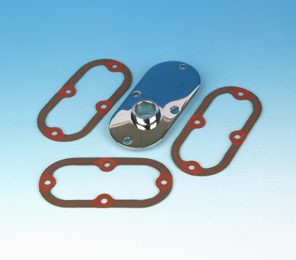 "James Gaskets James Gasket, Inspection Cover, .062"" Paper, Bead 2 Sides  - 66-7730"