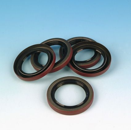 James Gaskets James Oil Seal, Motor Sprocket Shaft (5)  - 66-7861