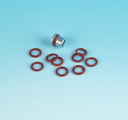 James Gaskets James Drain Plug O-Ring (10)  - 66-7880