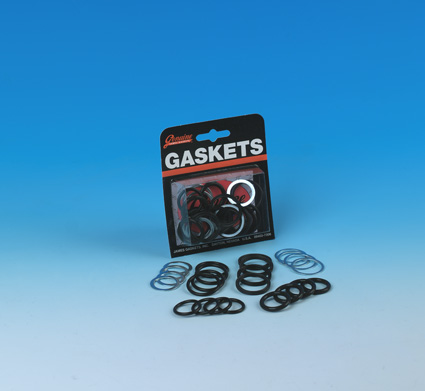 James Gaskets James O-ring Kit, Pushrod Tube  - 66-7985