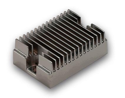 Accel Accel Spannungsregler, schwarz  - 25-436